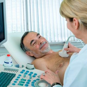 ecografia cardiaca